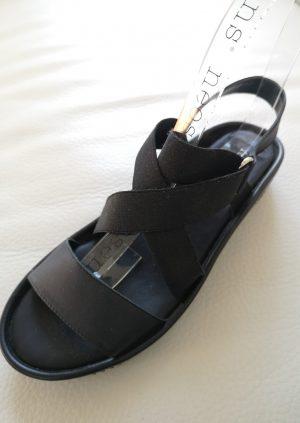 Fonnesberg sandaler med elastikremme